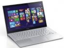 Sony VAIO Pro SVP1321ACXS 13-Inch Core i5 Touchscreen Ultrabook